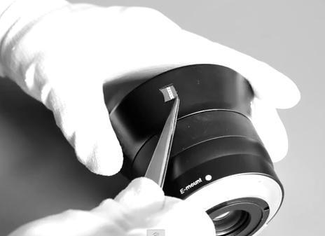 ZEISS Touit Lens BTS