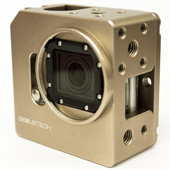 Genus GoPro Cage from Genustech