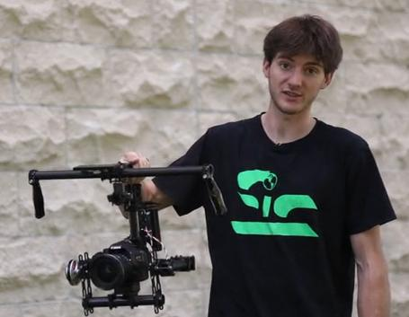 The Ghost Brushless Gimbal Rig