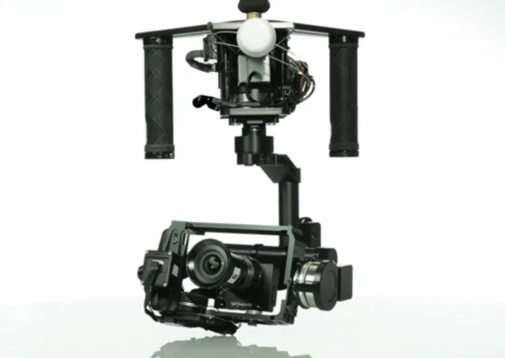 Novo Brushless Gimbal Camera Rig