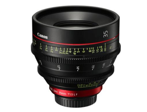 Canon CN-35mm T1.5 L F Lens