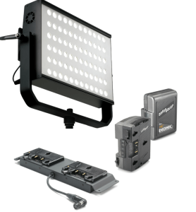 Litepanels Hilio:HC Field Lighting Package
