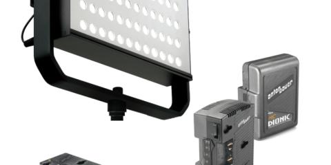 Litepanels Hilio:HC Field Lighting Package