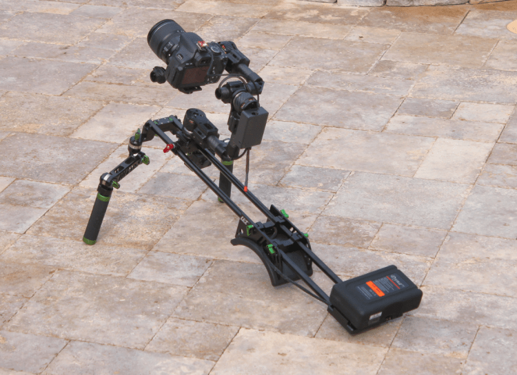 Phoenix A10 Shoulder Rig Brushless Gimbal