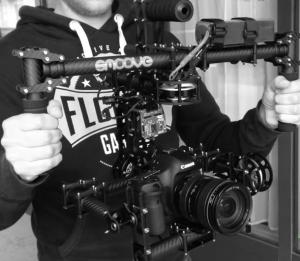 Smoove DSLR Brushless Gimbal Camera Rig