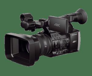Sony FDR-AX1 Camera