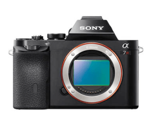 Sony a7R Mirrorless Digital Camera