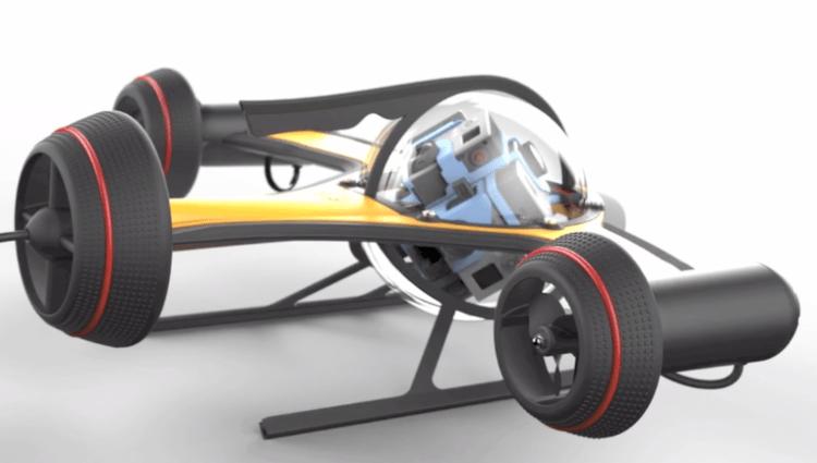 Espy 360 Degree ROV