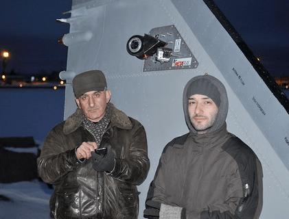 Artur Sarkisyan GoPro Mount