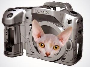 Panasonic GH4K Camera