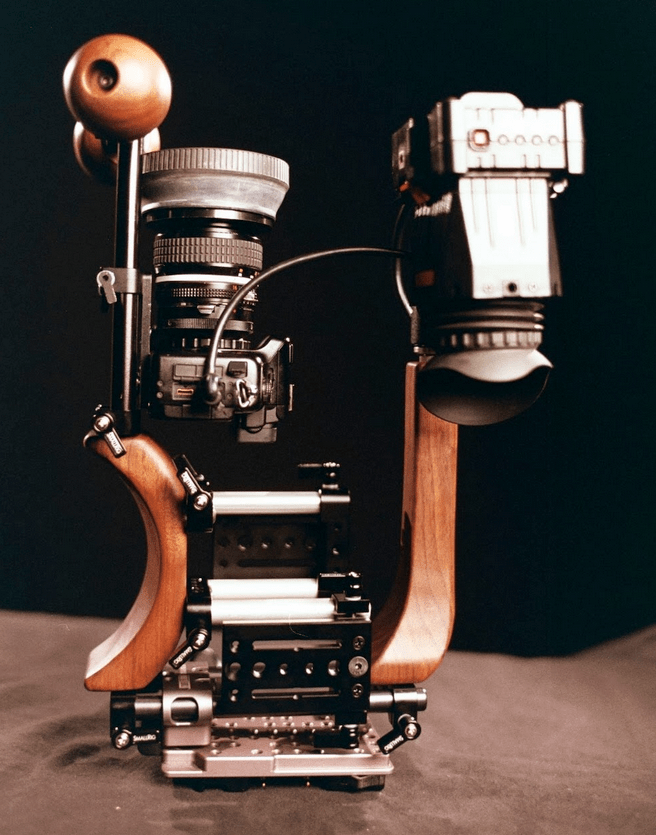 ergocine flyweight rig With DSLR
