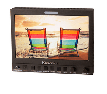 Konvision 3G HD-SDI On-Camera Monitor