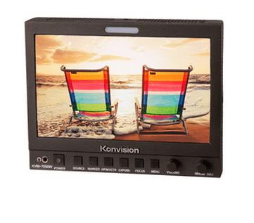 Konvision 3G HD-SDI On-Camera Monitor
