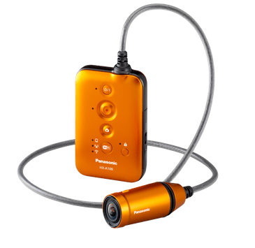 Panasonic 4K A100 Camera