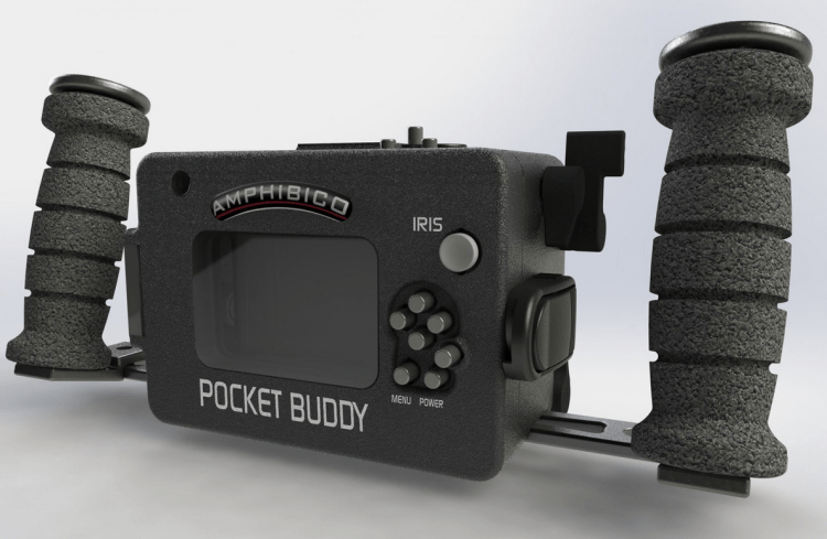 Amphibico Pocket Buddy Housing