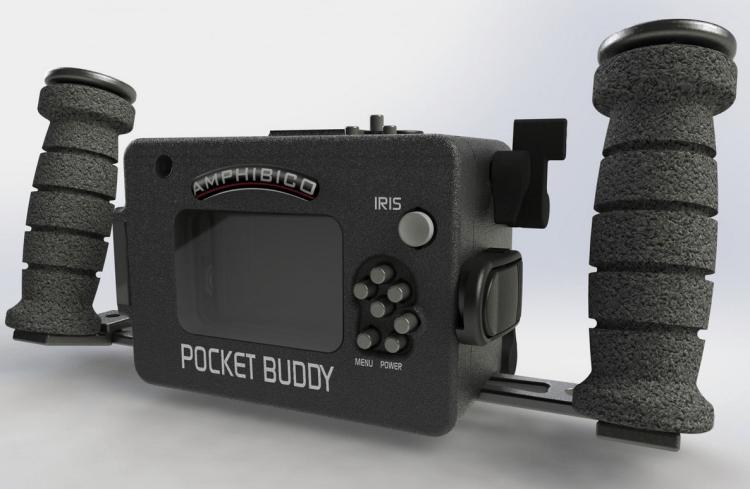 Amphibico Pocket Buddy Housing