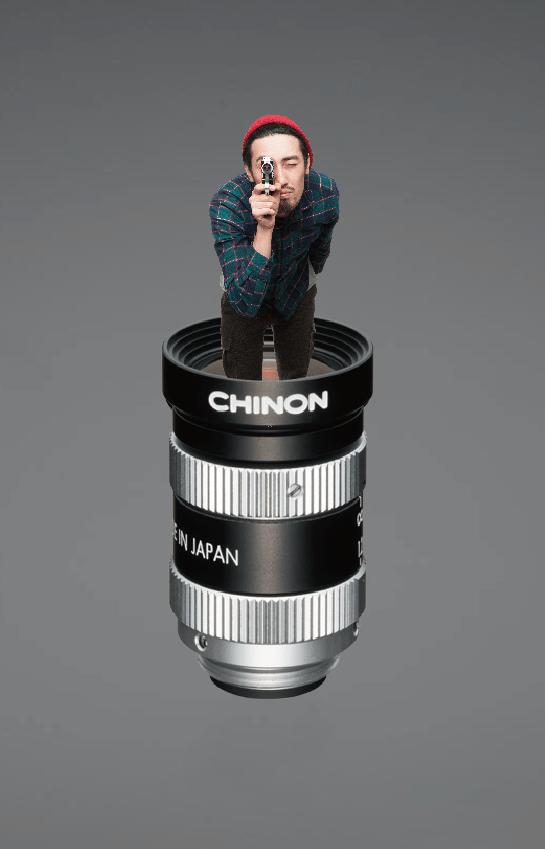 Bellami HD-1 Camera Lens