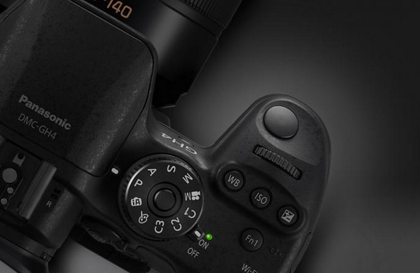 Panasonic GH4 WiFi