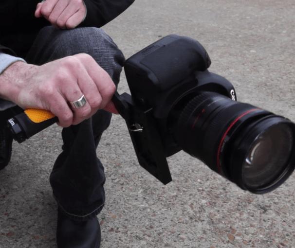 ikan BumbleBee Lightweight Handheld Rig
