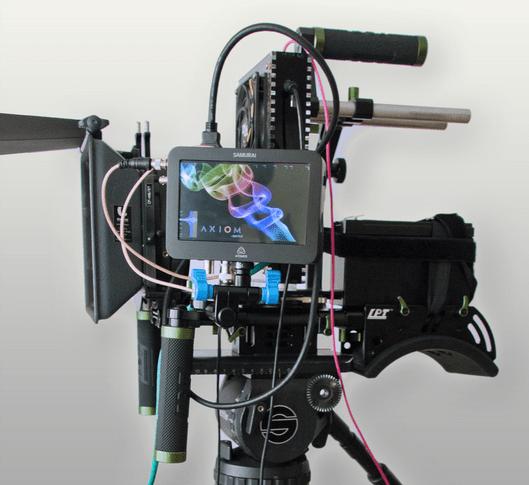 Axiom Alpha Prototype Camera
