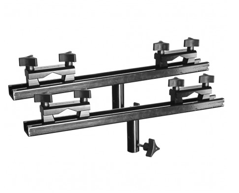 Universal Rail Brackets from RigWheels