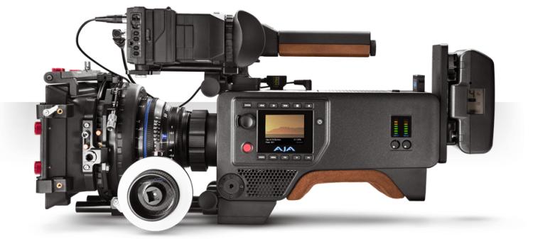 AJA Cion 4K Camera at NAB2014