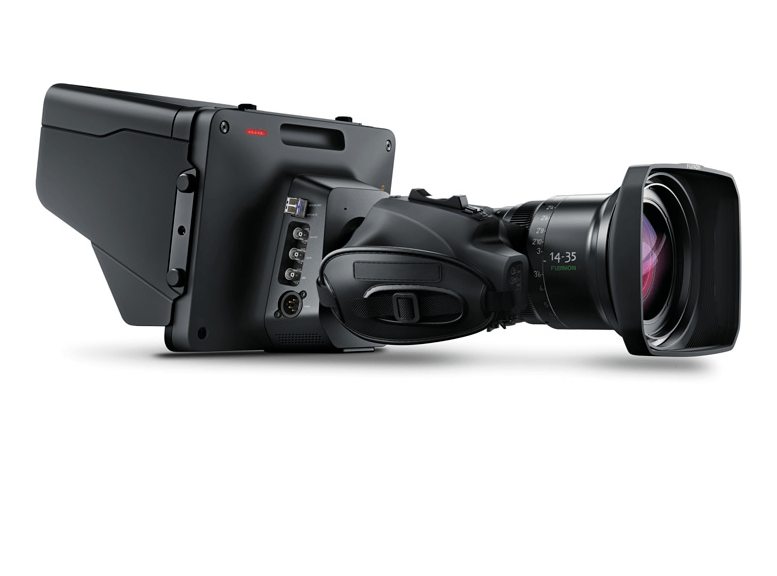 Official Blackmagic Studio Camera Announcement