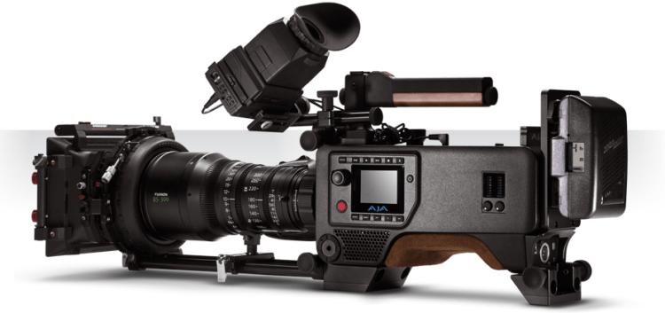 Cion AJA Camera