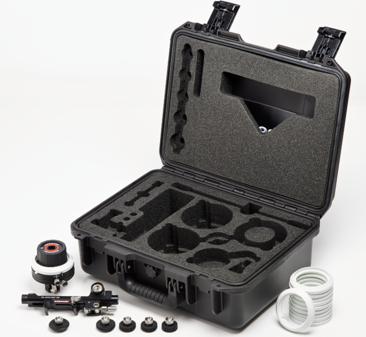 Follow Focus PHOTO Kit Open Case + Tools