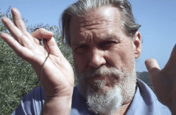 Jeff Bridges in Concocting Cinema