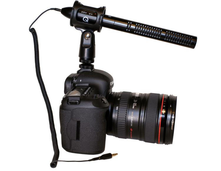 Q 210 Hybrid Shotgun Microphone