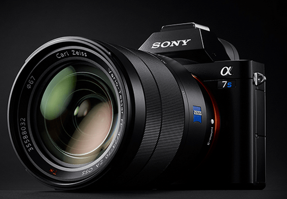 Sony a7S 4K Camera