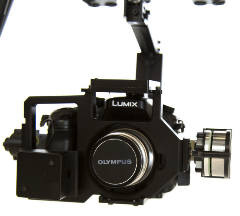 World's First 4k Ultra HD GH4 Quadcopter Kit: