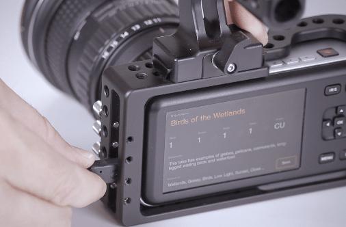 BMD Camera 1.8 Update