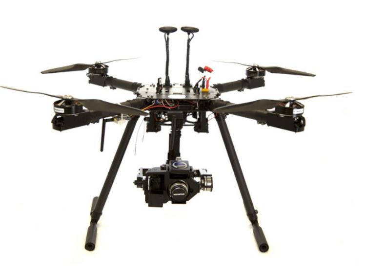 DSLRPros-Helix 4K drone