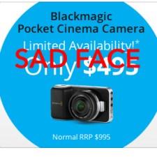 BMPCC Price