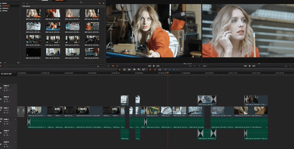 DaVinci Resolve 11 0 Beta 2 With H 264 Encoding Options