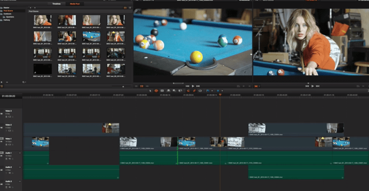 DaVinci Resolve 11.0 Lite Beta 2