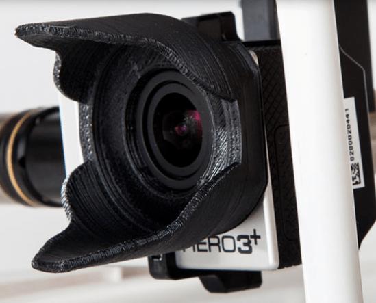 Eclipse Lens Hood GoPro