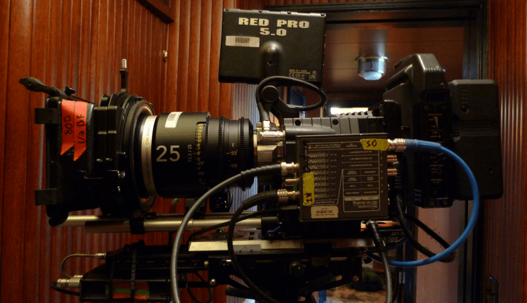 Schneider Optics Cine-Xenar III Primes Capture Classic Look for Sweatpants Media
