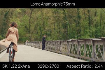 Vintage Lens Test on Red Epic-X
