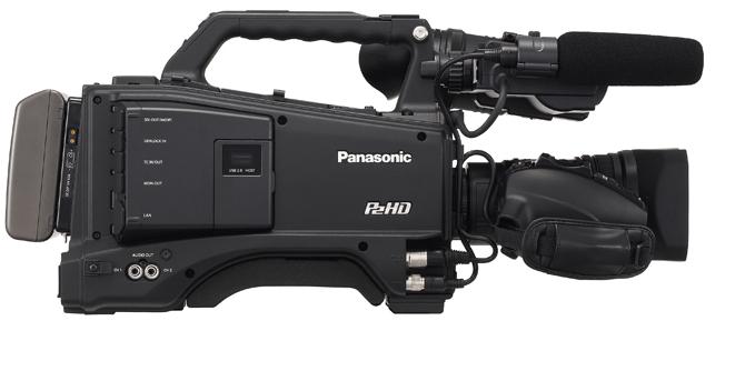 AG-HPX610 Camera