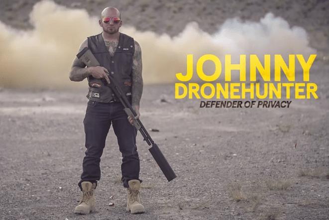 Johnny Dronehunter