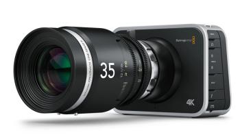 Blackmagic Production Camera 4K PL