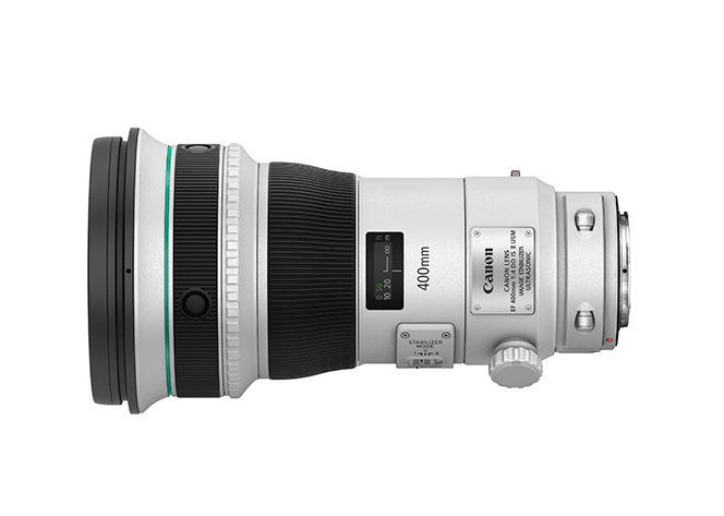 Canon EF400mm f:4 DO IS II USM