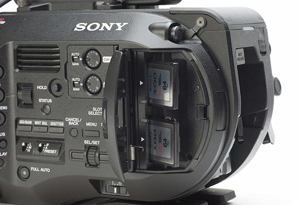 Sony PXW-FS7 5