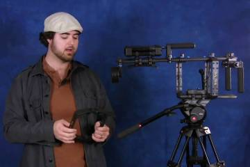 CPM Filmtools Bulldog and Sidewinder HDSLR Rig Review from NextWaveDV: