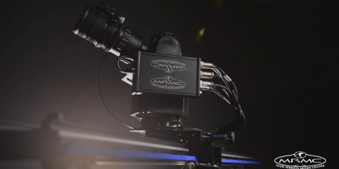Dual Rail Slider With SFH-30 Head from Mark Roberts Motion Control