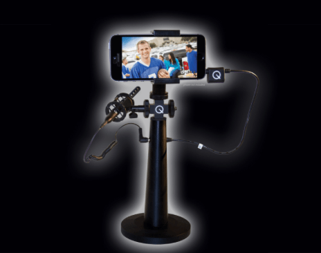 iQ-rig Phone Accessory Microphone Kit