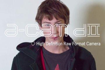 Ikonoskop A-Cam dll Camera Footage: